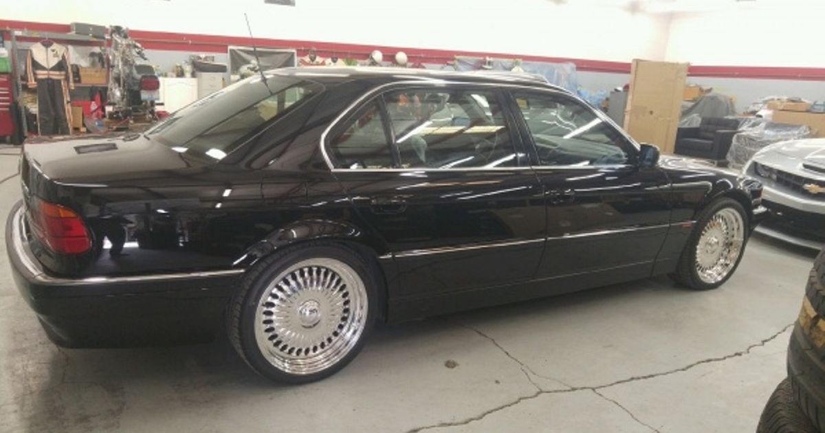 This Bmw E38 7 Series Costs 1 5 Million Because Tupac