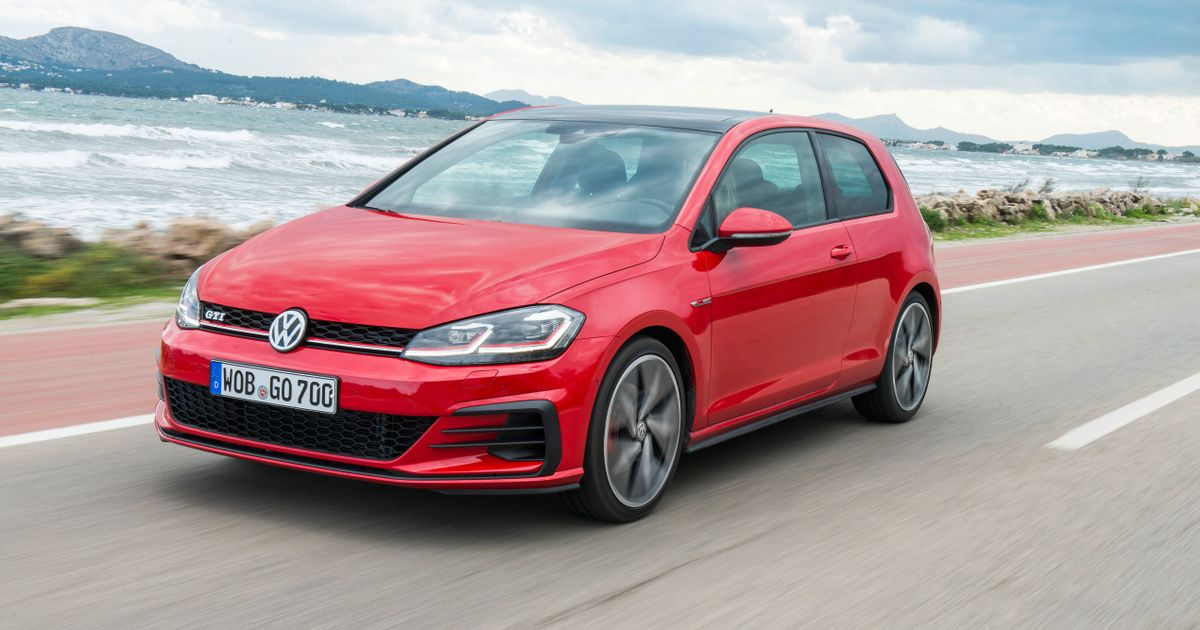2017 vw golf gti review proof that big horsepower isn t necessary. Black Bedroom Furniture Sets. Home Design Ideas
