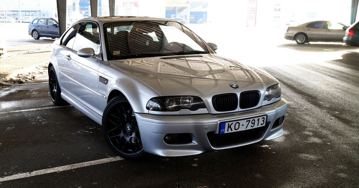Cars Under 20k >> Best Cars Under 20k Eu Bmw M3 E46 15 500 3 246 Ccm