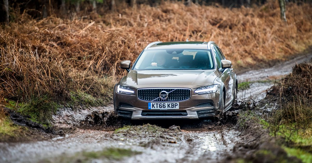 Volvo V90 Cross Country Review The Weirdly Cool Swede You