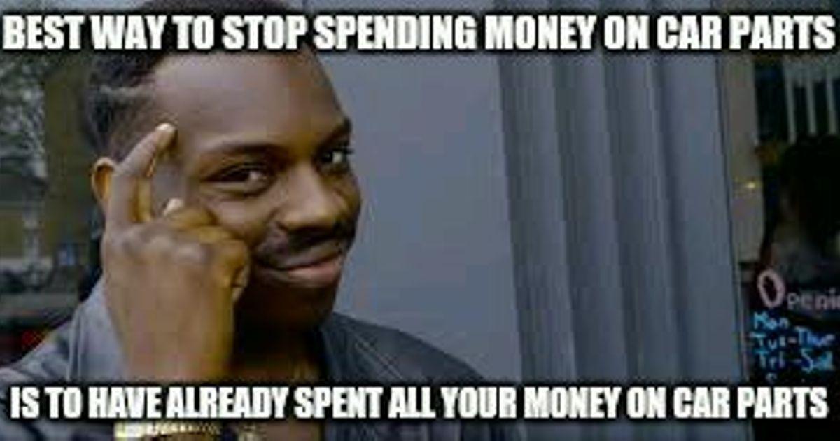 Irrefutable knowledge on saving money #CToriginalmeme