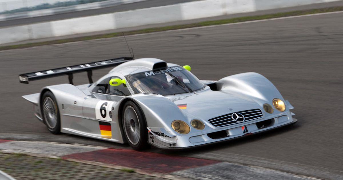 200 Mile Per Hour Acrobatics: 1999 Mercedes-Benz CLR
