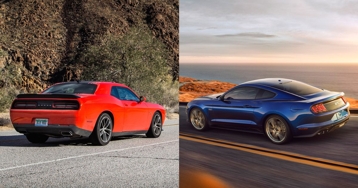 Difference Between A Sports Car And A Muscle Car