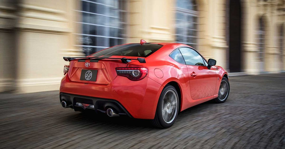 A Turbocharged GT86 Isn't Possible Without A New Platform, Toyota Says