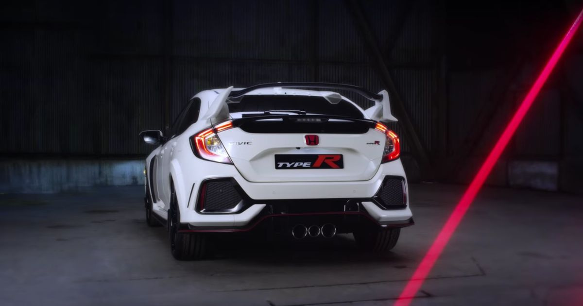 the new honda civic type r 39 s engine sounds amazingly like. Black Bedroom Furniture Sets. Home Design Ideas