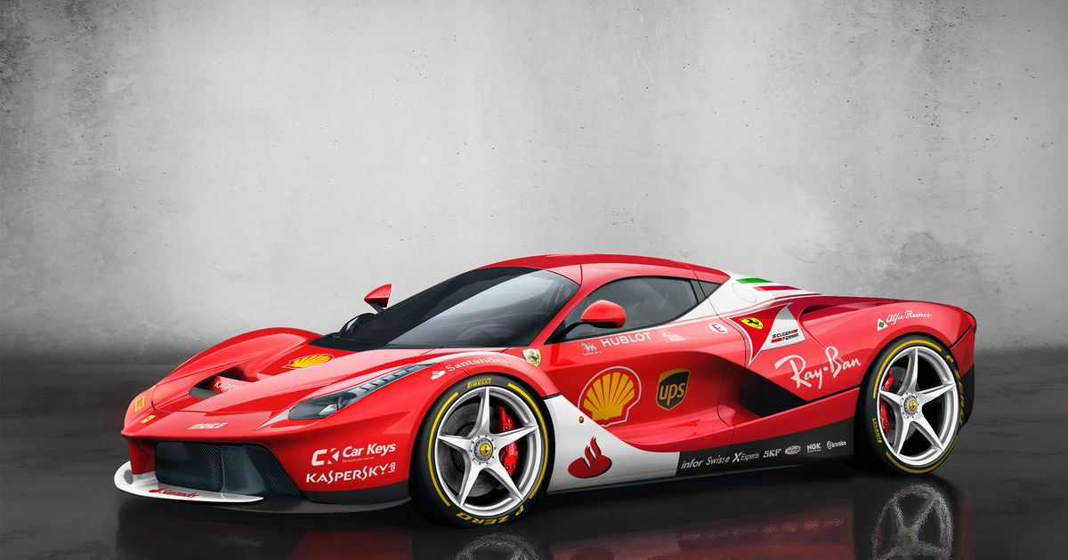 Supercars Look Even More Awesome With Liveries