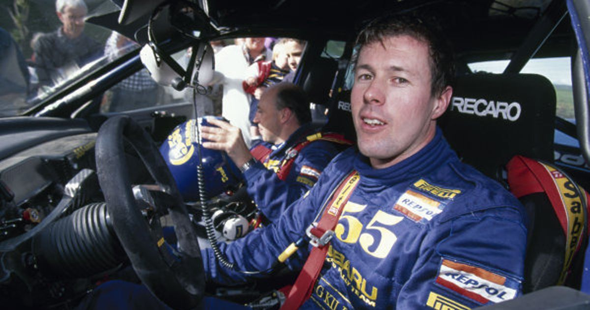 Racing Legends- Colin McRae- Early Days