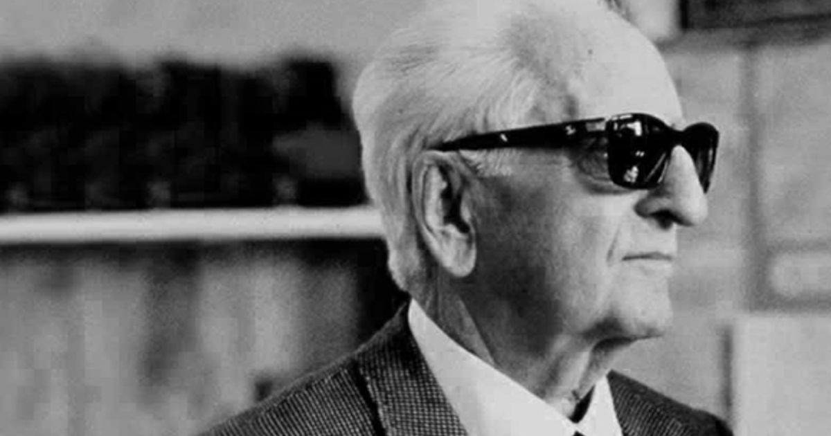 Italian Police Have Foiled A Plot To Steal Enzo Ferrari s Body