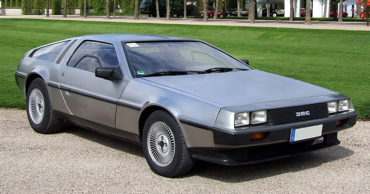 The Delorean Dmc 12 Why It Was Built And Why It Failed