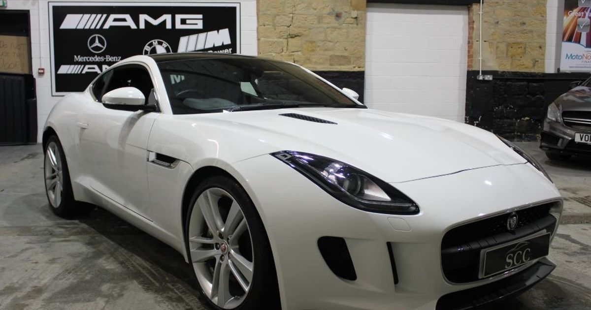 Charming A Used Jaguar F Type Coupe Is The Prettiest Car You Can Buy For Under £40k