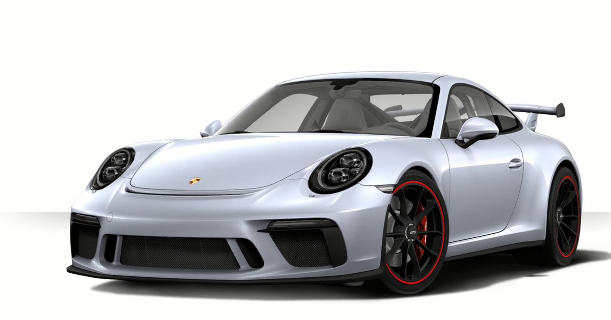 My 9912 Porsche 911 GT3 Configuration My9912GT3