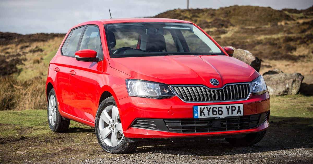 skoda fabia review the tons of fun supermini you 39 d never suspect. Black Bedroom Furniture Sets. Home Design Ideas