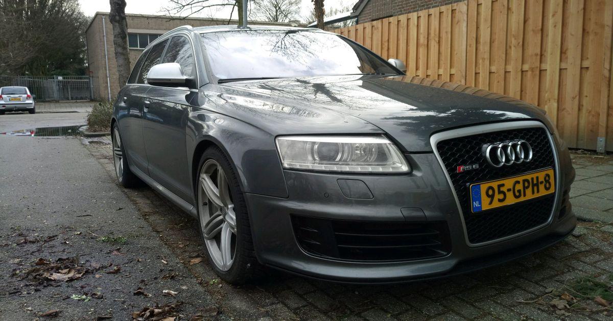 Audi RS6 C6 V10