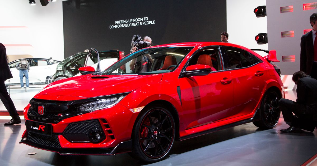6 New Things We Learned About The Fk8 Honda Civic Type R