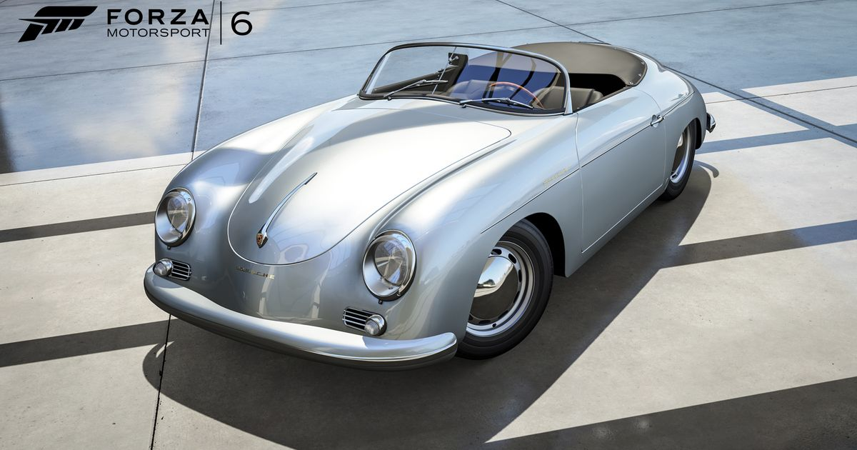 Porsche 356A Speedster Is A New Barn Find In Horizon 3s Forzathon