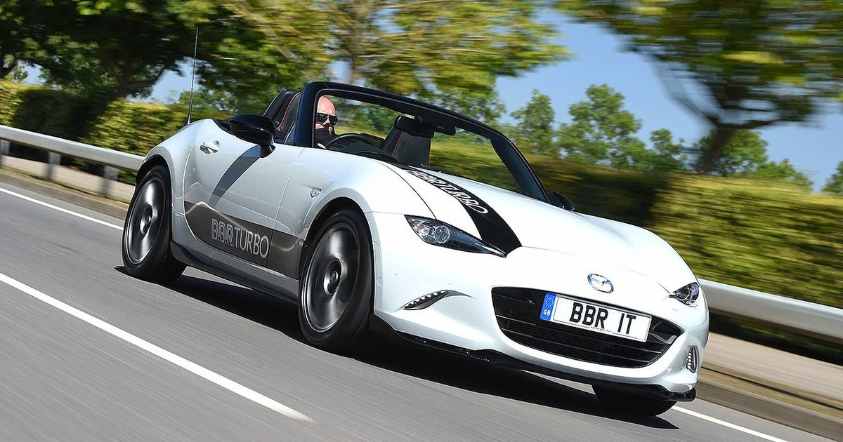 the bbr mazda mx 5 turbo kit will give your nd miata a. Black Bedroom Furniture Sets. Home Design Ideas