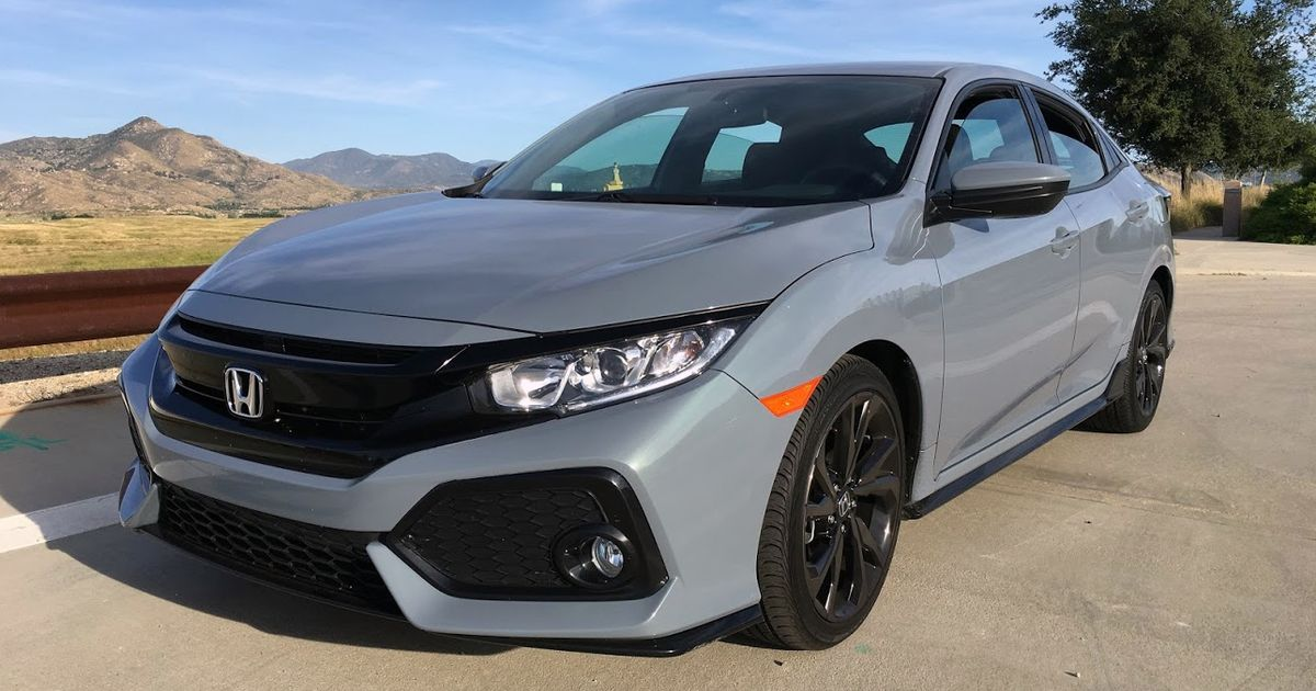 civic sport review   deal  wheels