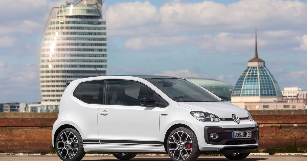 Is The VW Up Going To Get Killed Off In Europe?