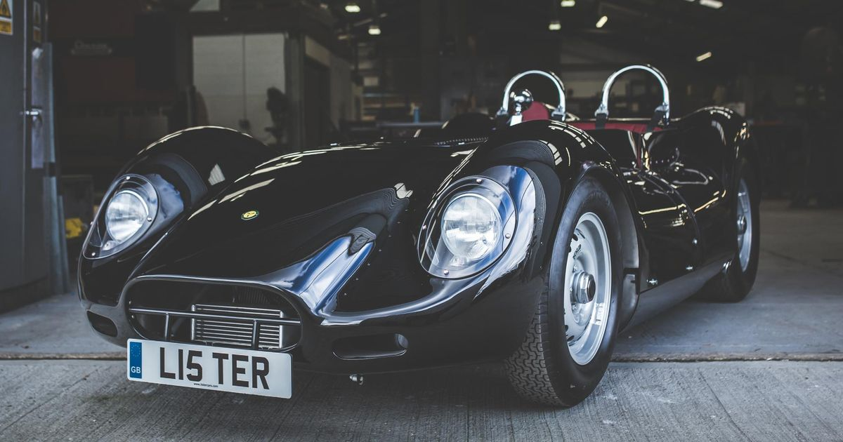 Lister Has Unveiled Its First Road Legal Knobbly And The