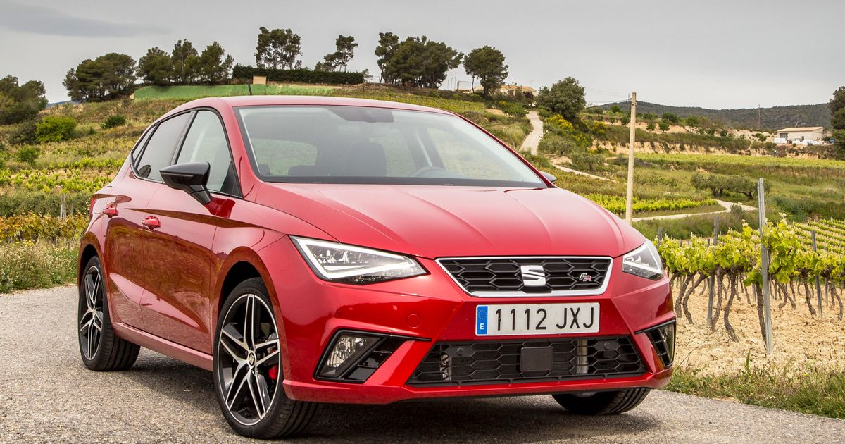 2018 seat ibiza fr review the supermini that 39 s sweeter. Black Bedroom Furniture Sets. Home Design Ideas