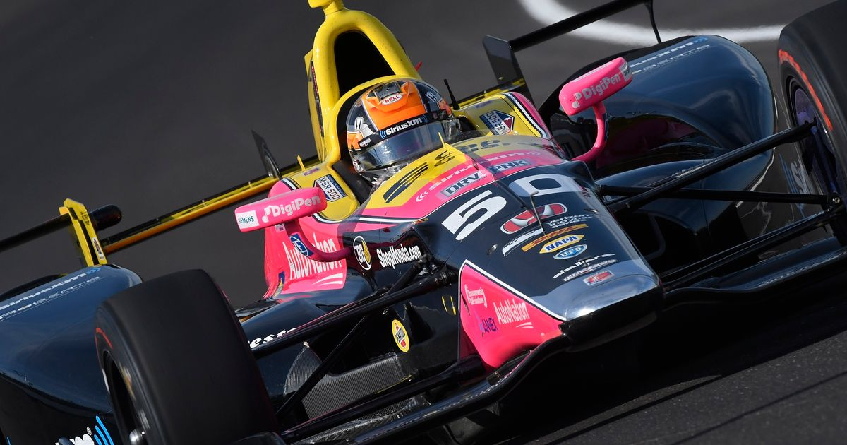 Jack Harvey On His Indy 500 Debut And Andretti Teammate Fernando Alonso