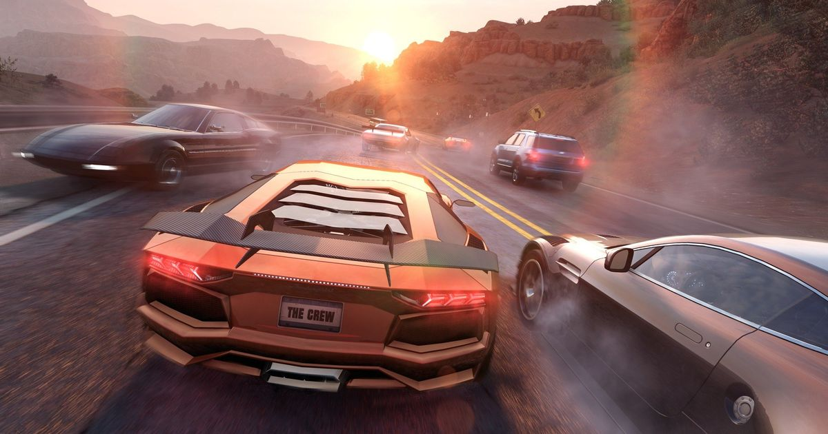 ubisoft has announced that the crew 2 is coming soon
