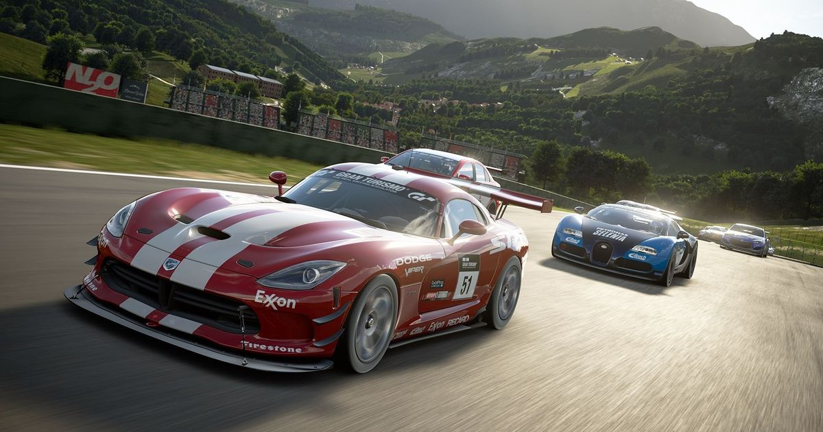 new gran turismo sport info revealed including release date. Black Bedroom Furniture Sets. Home Design Ideas