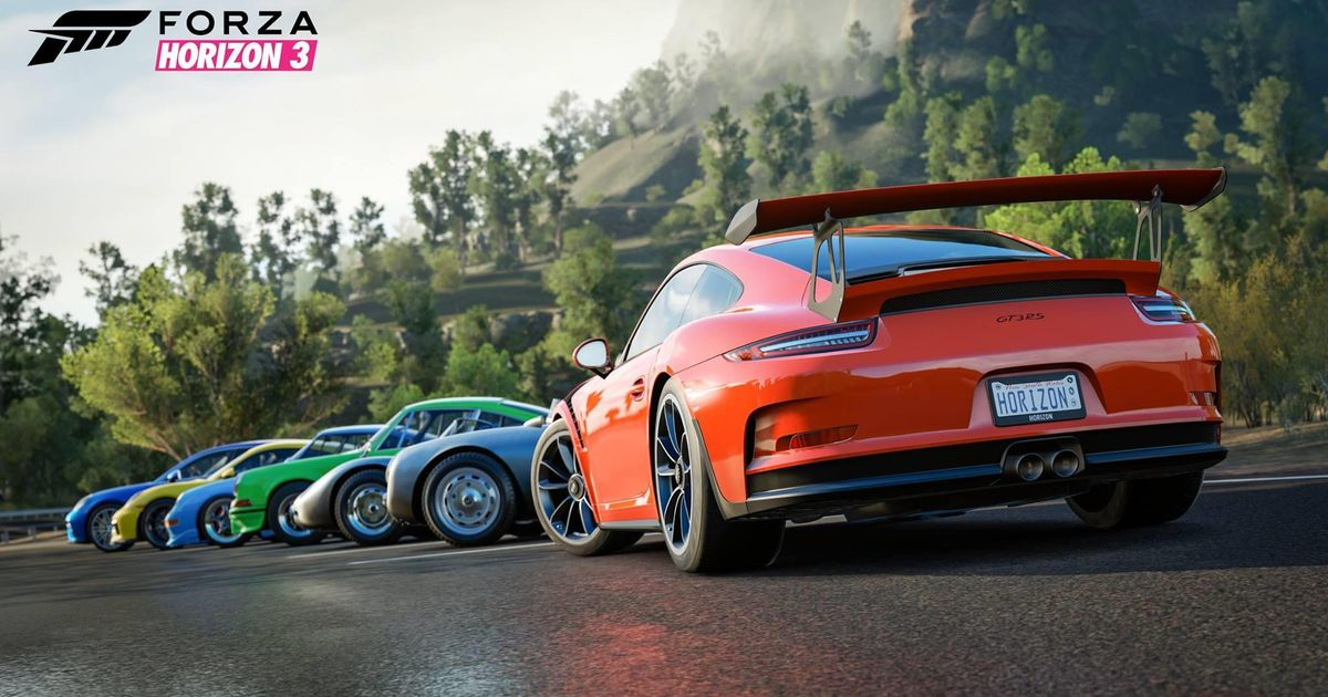 Park Place Mercedes >> There's Still A Chance To Win A Bunch Of Free Porsches In Forza Horizon 3