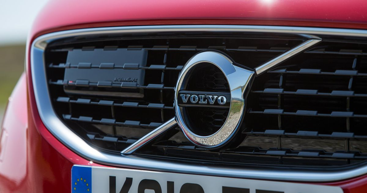 Here s Where Volvo s Name And Logo Came From