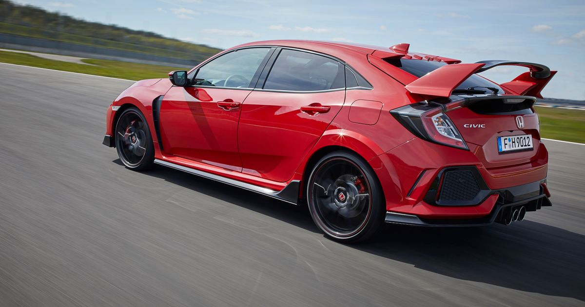 2018 Honda Civic Type R Review Fwd Done Right