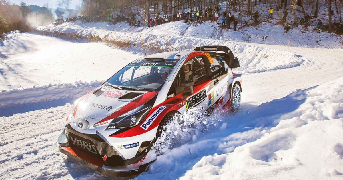 I know WRC cars are street legal but I haven\'t been able to find a ...