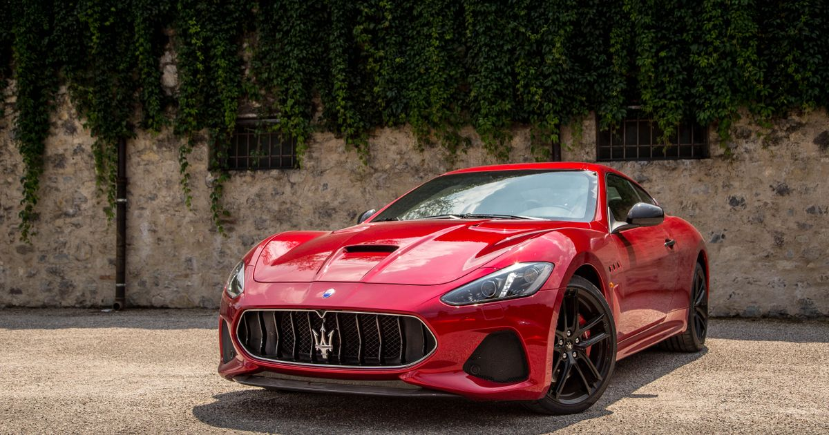 2018 maserati sport. beautiful sport 2018 maserati gran turismo review the v8 beauty thatu0027s better for being old maserati sport