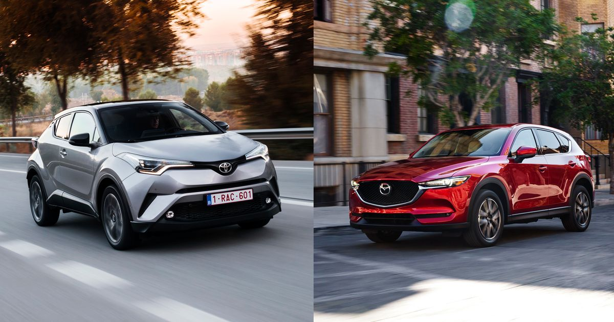 Toyota And Mazda Could Finally Make Us Want An Electric Car