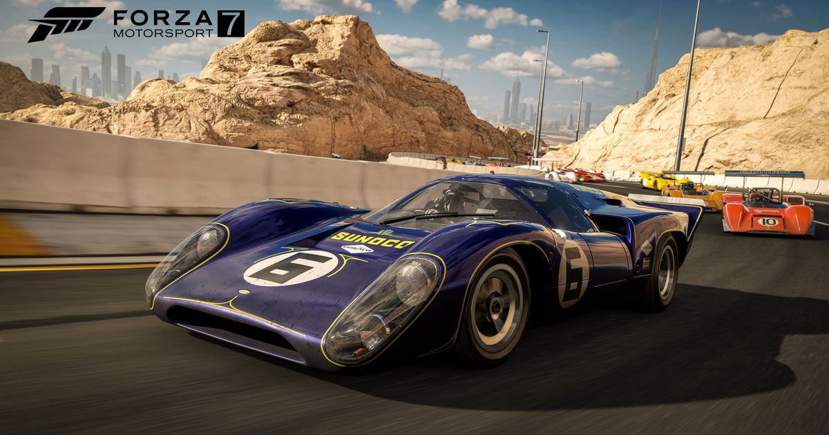 These Are All Of The Cars Confirmed For Forza Motorsport 7 So Far
