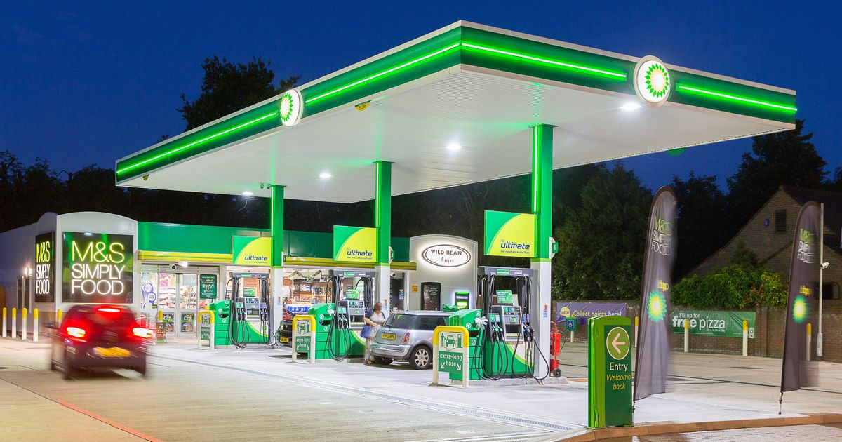 You Ll Soon See Evs Charging At Fuel Stations
