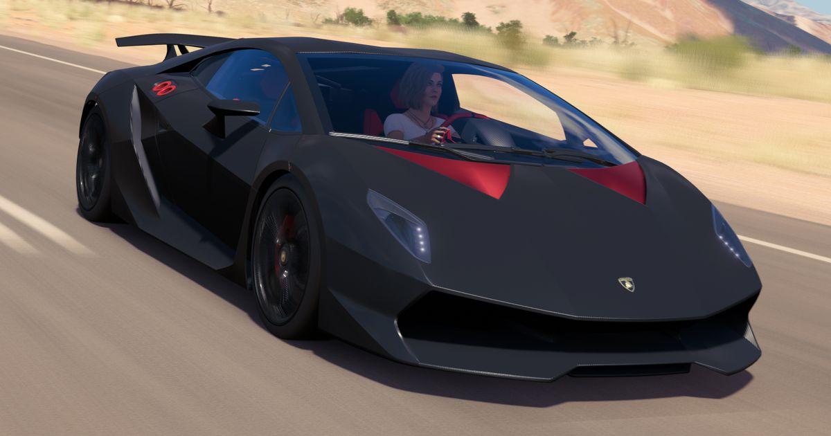 Lovely Hereu0027s Another Chance To Win A Lamborghini Sesto Elemento In Augustu0027s  Forzathon