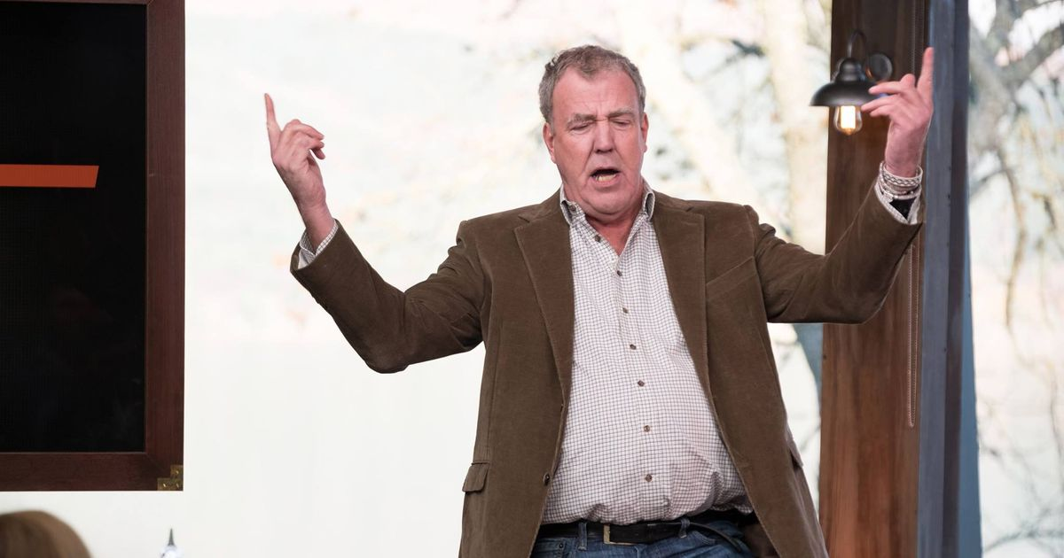 Jeremy Clarkson s Bout Of Pneumonia Nearly Killed Him
