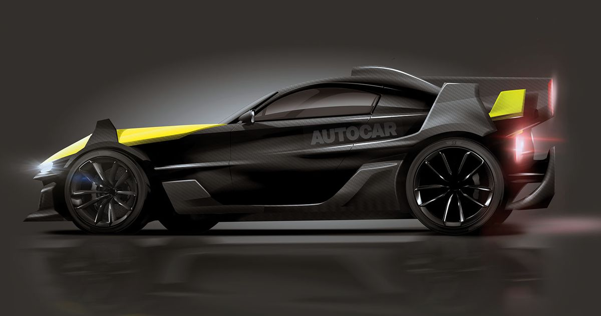 Ariel's New 1180bhp Hybrid Missile Is About To Set The Hypercar World On Fire