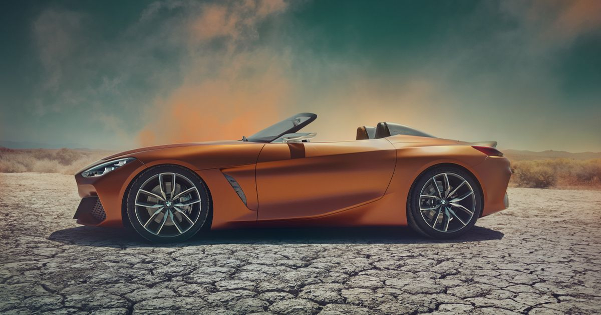 7 Things You Need To Know About The New BMW Z4