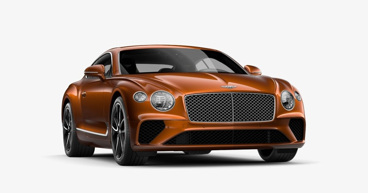 The New Bentley Continental GT Configurator Is The Coolest ...