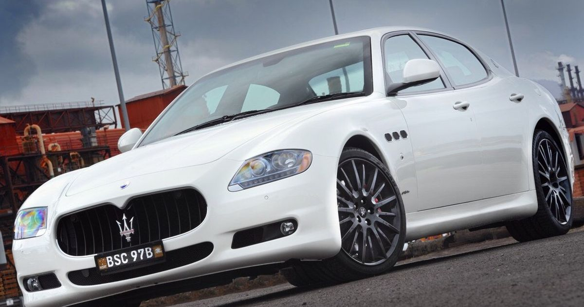 2011 Maserati Quattroporte Sport Gt S Mc Sport Line What
