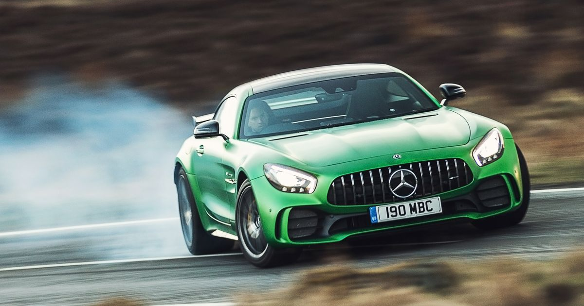The Death Of AMG As We Know It Has Been Confirmed And It's Coming To Take Our V8s