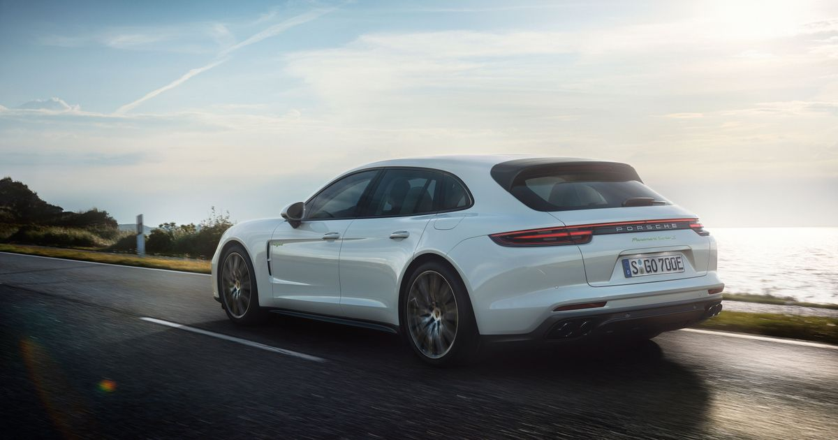 The New Porsche Panamera Turbo S Sport Turismo Redefines The Term 'All-Rounder'