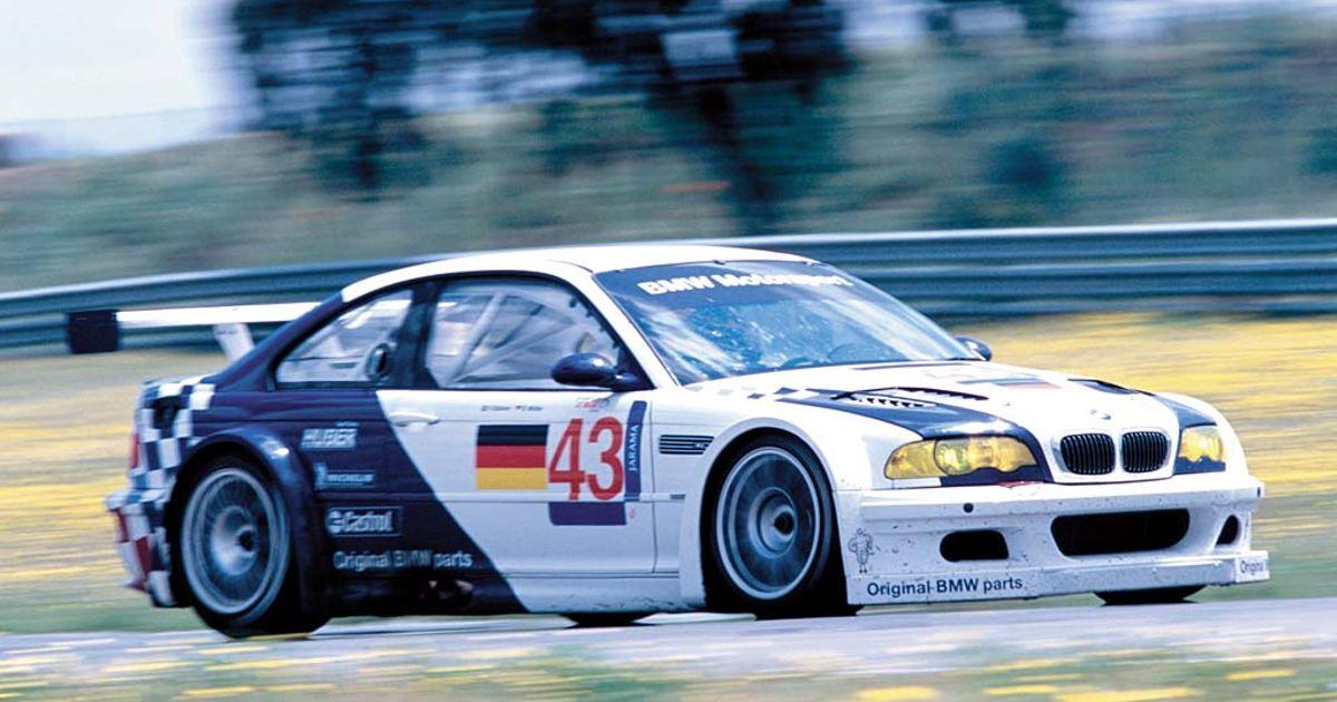 2017 BMW 6 Series >> Victim of complaints - 2001 BMW E46 M3 GTR GT2.