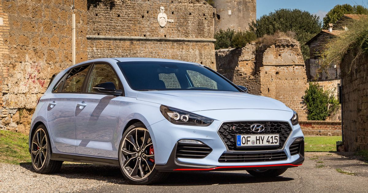 Hyundai i30 N Review: The World-Beater That Came Out Of Nowhere