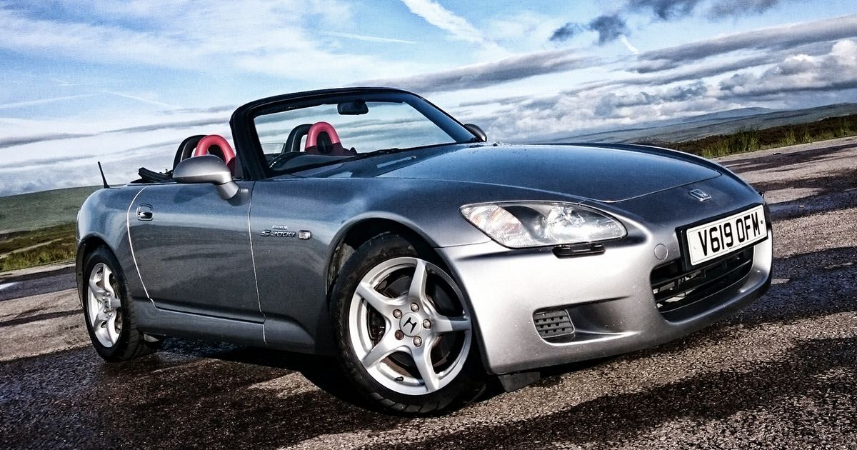 9 Surprising Things I Learned From Owning A Honda S2000 For 9 Months