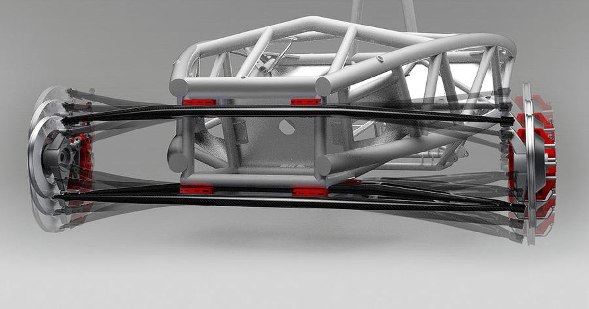 This Prototype Suspension Design Has No Springs Or Dampers