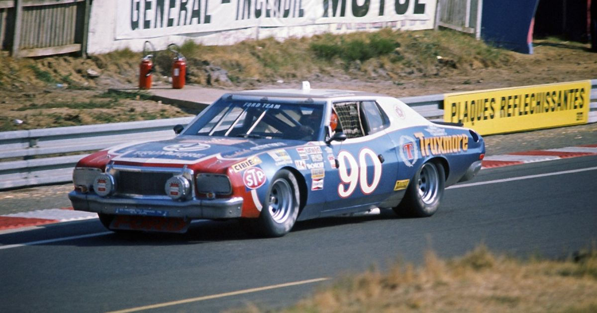 King Wrong - 1975 Ford Gran Torino NASCAR
