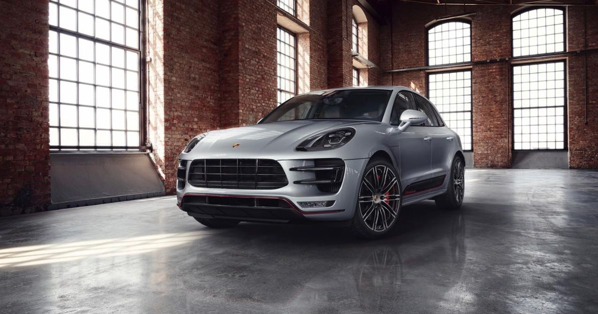 Surprise: The Next Porsche Macan Will Be Electric Only