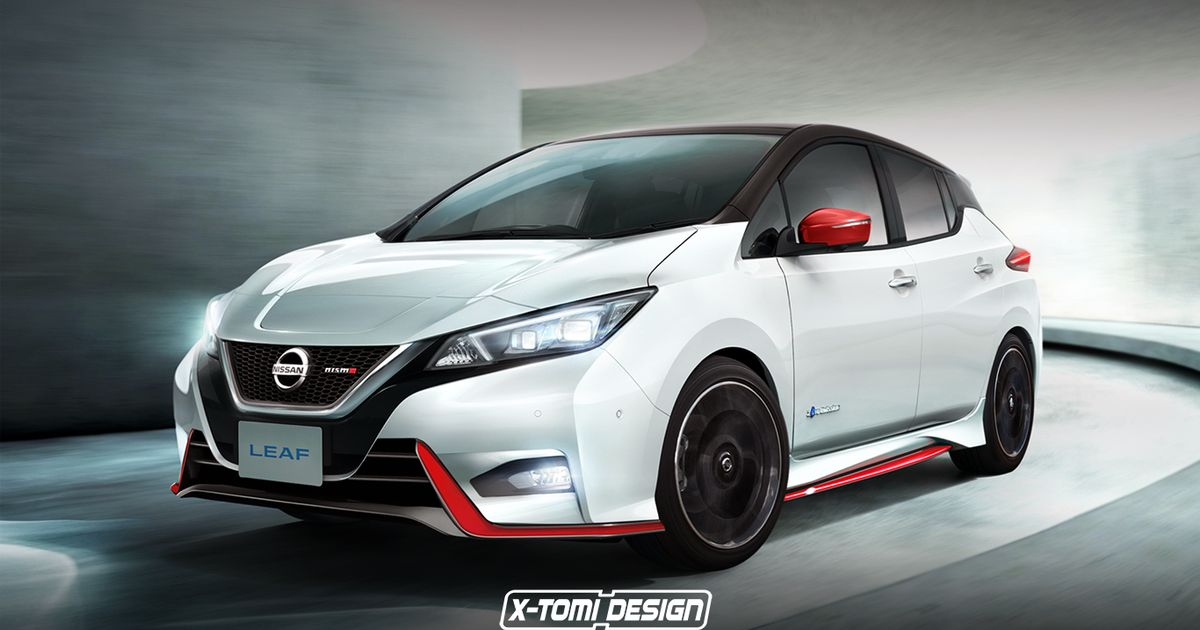Prepare Yourselves: Nissan Is Officially Making A Leaf Nismo
